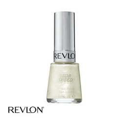 Revlon Top Speed Nail Polish 370 Snow Bunny