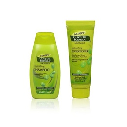 Palmers Olive Oil Formula Shampoo 50ml & Conditioner 30ml 4pk