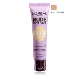L'Oreal Nude Magique Blur Cream Light To Medium Skin Tone 25ml