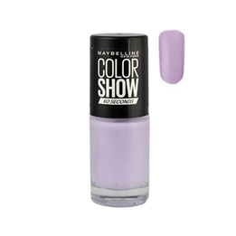 Maybelline Color Show Nail Polish 324 Love Lilac 7ml