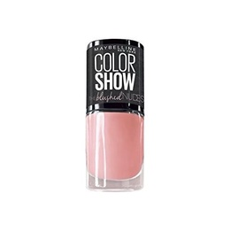 Maybelline Color Show Nail Polish Blushed Nudes 446 Make Me Blush 7ml