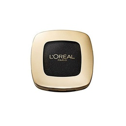 L'oreal Color Riche Eyeshadow Matte 100 Black Is Black