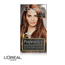 L'Oreal Superior Preference Permanent Hair Colour 5.25 Antigua Mahogany Brown