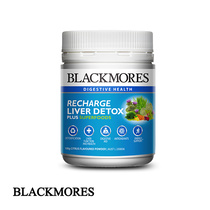 Blackmores Digestive Health Recharge Liver Detox + Superfoods Citrus Flavoured Powder 100g
