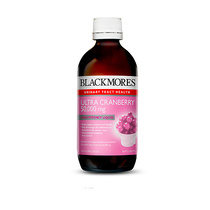 Blackmores Urinary Tract Health Ultra Cranberry 50,000mg 200ml