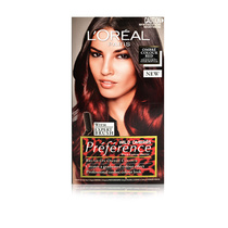 L'Oreal Wild Ombres Preference Permanent Hair Colour Ombre Red