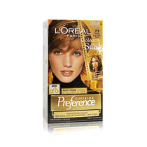 L'Oreal Superior Preference Permanent Hair Colour 7.3 Florida Dark Golden Blonde