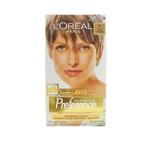 L'Oreal Superior Preference Permanent Hair Colour Anti Fade System 7 Vienna Dark Blonde