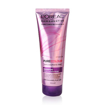 L'Oreal Hair Expertise Pure Colour 100% Sulphate Free Shampoo Radiant Colour & Volume 250ml