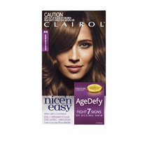 Clairol Nice N Easy Age Defy Permanent Hair Colour 5G Medium Golden Brown