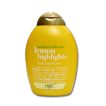OGX Sunkissed Blonde Lemon Highlights Shampoo 385ml
