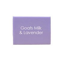 Natural Organic Soaps Goats Milk and Lavender 100g
