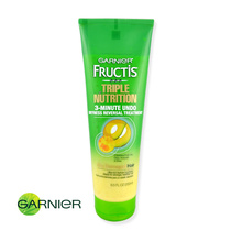 Garnier Fructis Triple Nutrition 3-Minute Undo Dryness Reversal Treatment Olive, Avocado & Shea 250ml