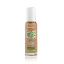 Rimmel Clean Finish Foundation 420 Warm Sand