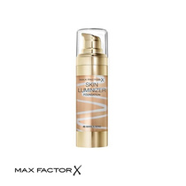 Max Factor Skin Luminizer Foundation 45 Warm Almond 30ml