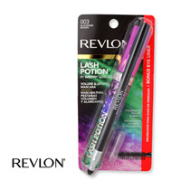 Revlon Grow Luscious Lash Potion Mascara 003 Blackened Brown + Eyeliner Set