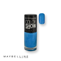 Maybelline Color Show Nail Polish 283 Babe Its Blue 7ml
