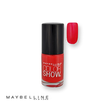 Maybelline Color Show Nail Polish 250 Keep Up The Flame 7ml