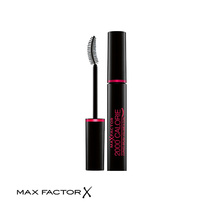 Max Factor 2000 Calorie Mascara Curved Brush Volume & Curl Black Brown 9ml