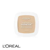 L'Oreal True Match Mineral Pressed Powder Light Ivory 9g