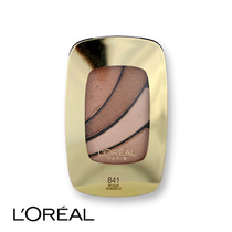 L'Oreal Colour Riche Eyeshadow Quad 841 Because I'm Worth It! 4.8g