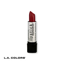 LA Colors Lipstick 140 Matte Strawberry 3.2g