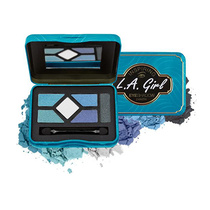 LA Girl Inspiring Eyeshadow Palette Tin Fabulous & Fearless 6g