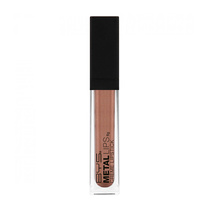 BYS Metal Lips Creme Lipstick 05 Bronzed Medal 6g