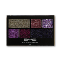 BYS Glitter Glitz Palette 03 Purple Jewels 7g