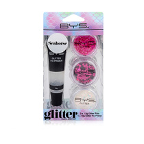 BYS Glitter Face & Body Kit Seahorse