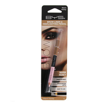 BYS Brow Liner & Highlighting Pencil Warm Honey