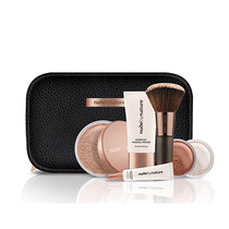 Nude by Nature Complexion Essentials Starter Kit Light/Medium
