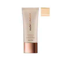 Nude by Nature Sheer Glow BB Cream 01 Porcelain 30ml