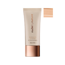 Nude by Nature Sheer Glow BB Cream 02 Soft Sand 30ml