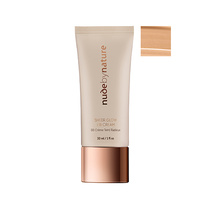 Nude by Nature Sheer Glow BB Cream 03 Nude Beige 30ml