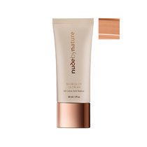 Nude by Nature Sheer Glow BB Cream 04 Natural Tan 30ml