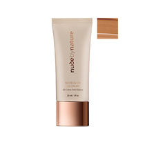 Nude by Nature Sheer Glow BB Cream 05 Golden Tan 30ml