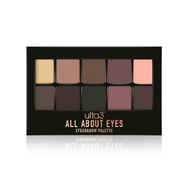 Ulta3 All About Eyes Eyeshadow Palette Roses