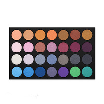BH Cosmetics Foil Eyes 2 - 28 Color Eyeshadow Palette