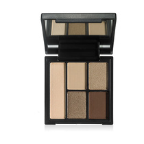 e.l.f. Clay Eyeshadow Palette Necessary Nudes 7.5g