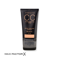 Max Factor Colour Correcting Cream 60 Medium Spf 10 30ml