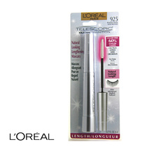 L'Oreal Telescopic Clean Definition Mascara #925 Blackest Black 8ml