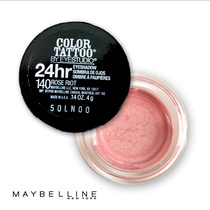 Maybelline Color Tattoo Eyeshadow #140 Rose Riot