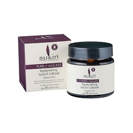 Sukin Purely Ageless Replenishing Night Cream 60ml