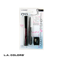 LA Combo BC136 Liquid Eye/Eyeliner Black 10ml