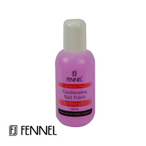 Fennel Nail Polish Remover Acetone Free - Pink 150ml