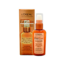 L'Oreal Ever Sleek Frizz Taming Crème Serum 55ml