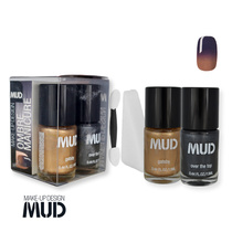 Mud Ombre Manicure Kit Over The Top + Gatsby