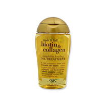 OGX Boitin & Collagen Thick & Full Weightless Healing Oil Treatment 100ml