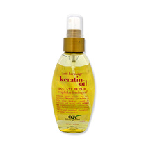 OGX Keratin Oil Anti Breakage Instant Repair Weightless Healing Oil 118ml